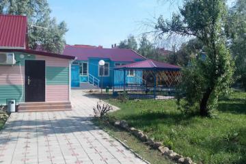 Отель База отдыха Баргузин Россия, Анапа, фото 1