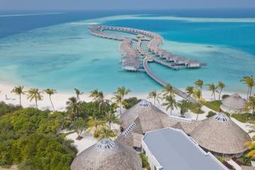 Отель Kandima Maldives Мальдивы, Даалу Атолл, фото 1