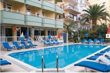 Отель Alin Hotel Турция, Алания, фото 1