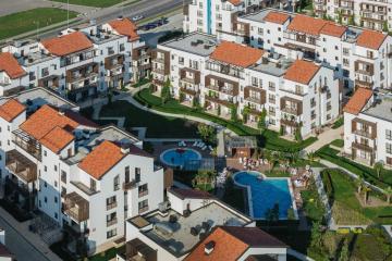 Отель Имеретинский Парковый квартал, Апарт-отель Россия, Адлер, фото 1