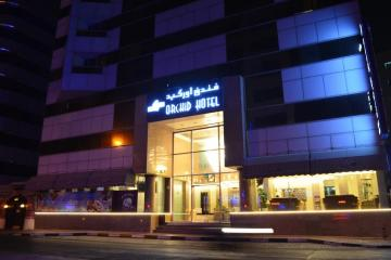 Отель Orchid Hotel ОАЭ, Дубай, фото 1
