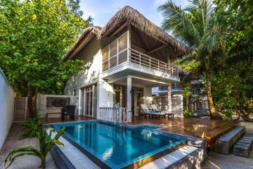 Отель Amaya Kuda Rah Мальдивы, Ари Атолл, фото 1