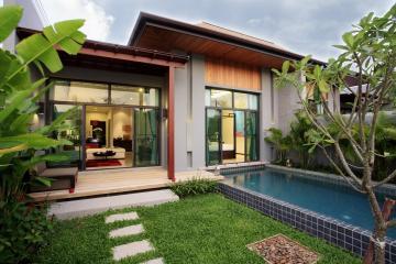 Отель Two Villas Holiday Phuket: Onyx Style Nai Harn Beach Тайланд, пляж Най Харн, фото 1