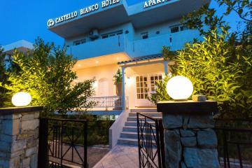 Отель Castello Bianco Hotel Греция, о. Крит-Ретимно, фото 1