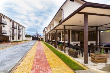 Отель Akua Resort Hotel Абхазия, Сухум, фото 1
