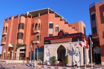 Отель Red Castle Hotel ОАЭ, Шарджа, фото 1