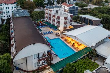 Отель Angora Hotel Турция, Сиде, фото 1