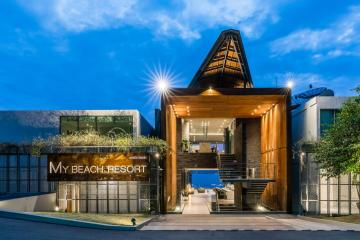 Отель My Beach Resort Тайланд, пляж Панва, фото 1