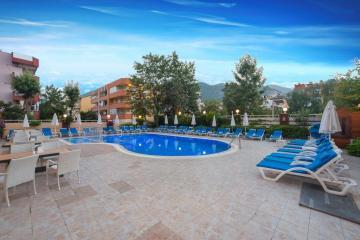 Отель Tac Cleopatra Hotel & Spa Турция, Алания, фото 1