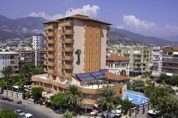 Отель May Flower Apart Hotel Турция, Алания, фото 1