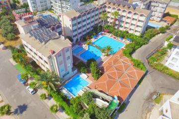 Отель Gazipasa Star Hotel & Apart Турция, Сиде, фото 1