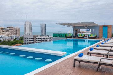 Отель Unique Regency Hotel Тайланд, Паттайя, фото 1