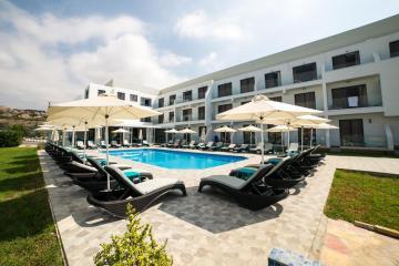 Отель Marica`s Boutique Hotel Кипр, Пафос, фото 1