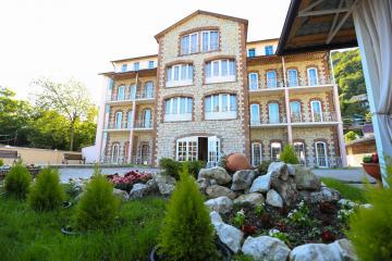 Отель Никополи Абхазия, Новый Афон, фото 1