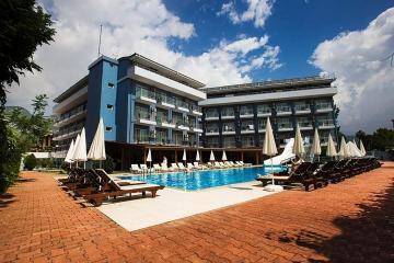 Отель Monna Roza Beach Турция, Гёйнюк, фото 1