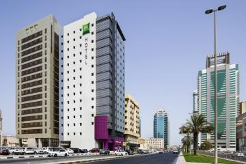 Отель Ibis Style Sharjah ОАЭ, Шарджа, фото 1