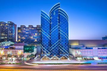 Отель City Seasons Towers Hotel ОАЭ, Дубай, фото 1