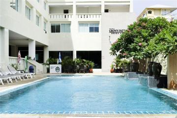 Отель Crown Pattaya Beach Тайланд, Паттайя Север, фото 1