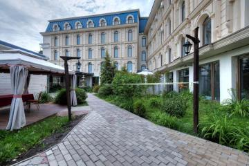 Отель Vnukovo Village Guest House & Spa Россия, Москва, фото 1