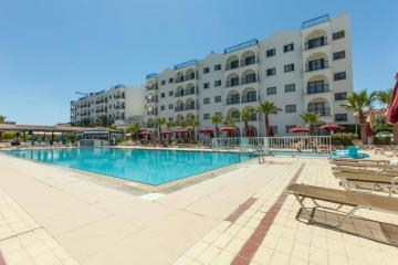 Отель Crown Resorts Elamaris Кипр, Протарас, фото 1