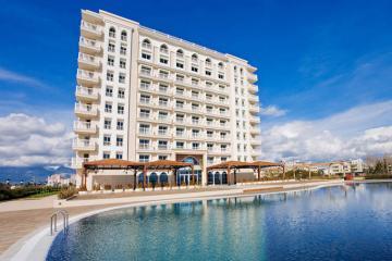 Отель Crowne Plaza Antalya Турция, Конаклы, фото 1