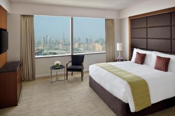 Отель Crowne Plaza Dubai Festival City ОАЭ, Дубай, фото 1