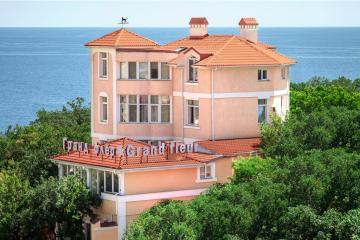 Отель Отель Гранд Флер (Форос) Россия, Ялта, фото 1