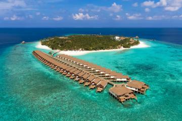Отель Reethi Faru Resort Мальдивы, Раа Атолл, фото 1
