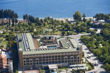 Отель Crystal De Luxe Resort & Spa Турция, Кемер, фото 1