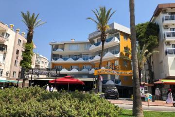 Отель Arsi Enfi City Beach Hotel Турция, Алания, фото 1