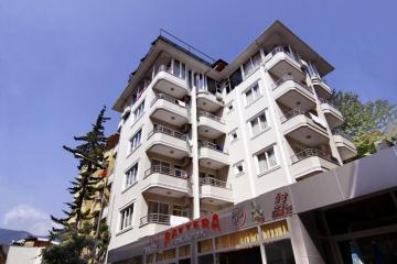 Отель Kleopatra Bavyera Турция, Алания, фото 1