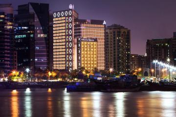 Отель Al Bandar Rotana - Creek ОАЭ, Дубай, фото 1