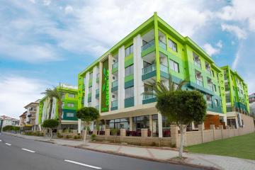 Отель Greenlife Hotel Турция, Алания, фото 1