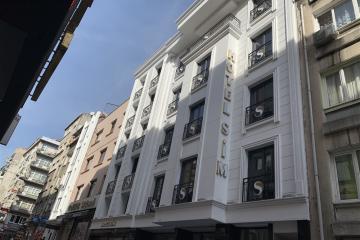 Отель Sim Hotel Турция, Стамбул, фото 1