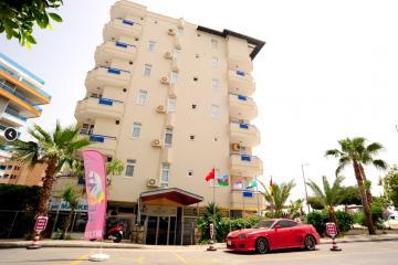 Отель Semt Luna Beach Hotel Турция, Алания, фото 1