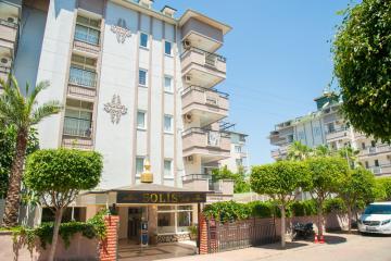 Отель Solis Beach Hotel Турция, Алания, фото 1