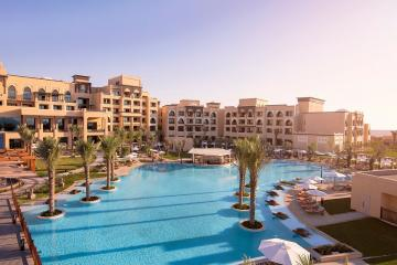 Отель Saadiyat Rotana Resort & Villas ОАЭ, Абу Даби, фото 1
