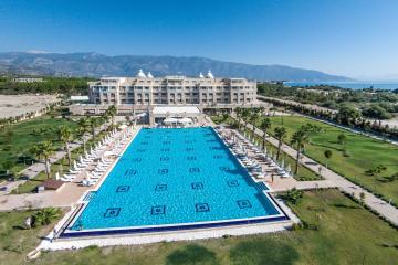 Отель Andriake Beach Club Hotel Турция, Анталия, фото 1