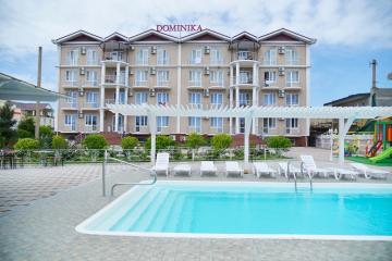 Отель Доминика Россия, Береговое, фото 1