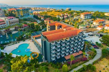 Отель Larina Family Resort Турция, Алания, фото 1