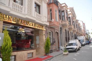 Отель Sun Comfort Hotel Турция, Стамбул, фото 1