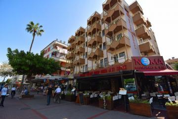Отель Aslan Corner Hotel Турция, Алания, фото 1
