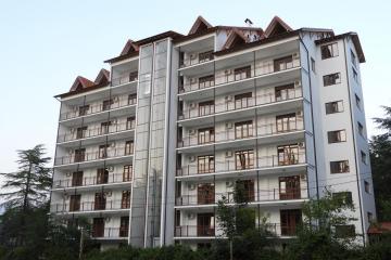 Отель Киараз Арена Абхазия, Пицунда, фото 1