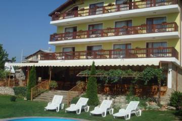 Отель Margarita Hotel Болгария, Варна, фото 1