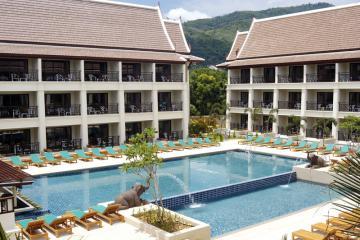 Отель Deevana Patong Resort & Spa Тайланд, пляж Патонг, фото 1