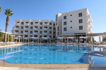 Отель Toxotis Apartments Кипр, Протарас, фото 1
