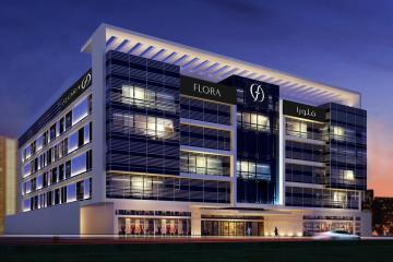 Отель Flora Inn Hotel ОАЭ, Дубай, фото 1