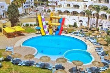 Отель Delphin Habib Тунис, Монастир, фото 1