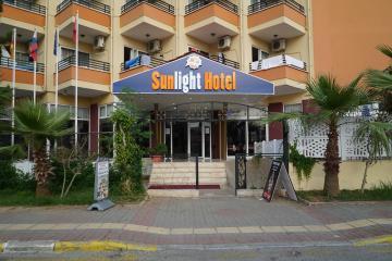 Отель Kleopatra Sun Light Hotel Турция, Алания, фото 1