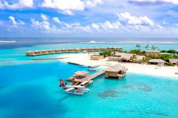 Отель You & Me by Cocoon Maldives Мальдивы, Раа Атолл, фото 1